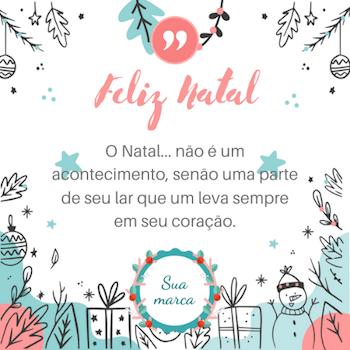Natal - Frase Feed 01