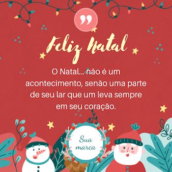 Natal - Frase Feed 02